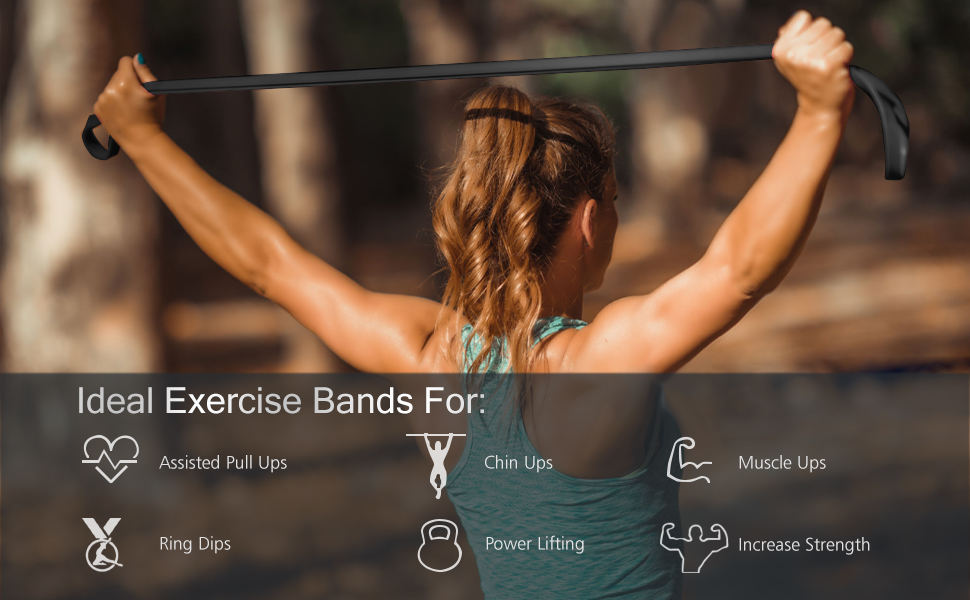 IDEAL EXERCISE BANDS
