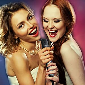 magic sing karaoke system with 2 microphones