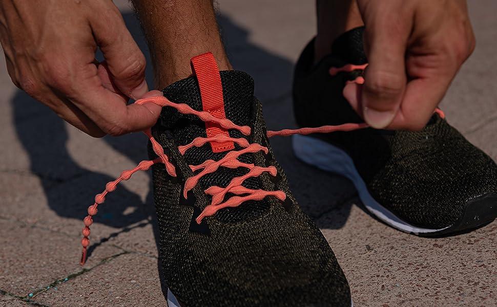 Elastic No tie laces