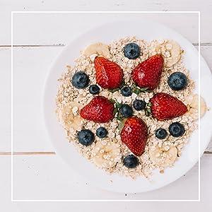 protein oatmeal, breastfeeding recipe, breastfeeding snack, lactation oatmeal, breastfeeding, baby