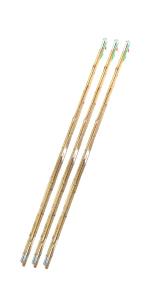 Bamboo fishing rod cane fishing pole beginner rod
