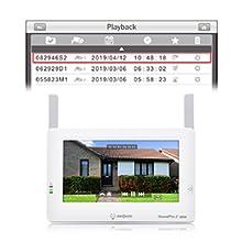 Motion detection- Records sensitive PIR motion sensor HDMI Output 1080P Live Viewing Auto Pair