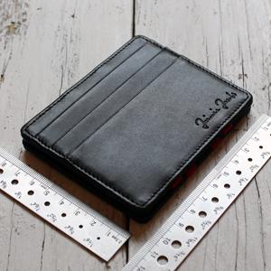 Jaimie Jacobs Magic Wallet Dimensions