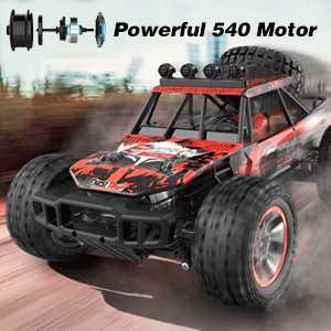 Powerful 540 Brushed Motor