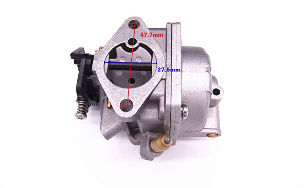 Carburetor For Tohatsu Mercury 4 Stroke 4T 4HP 5HP Outboard Motor 803522T03
