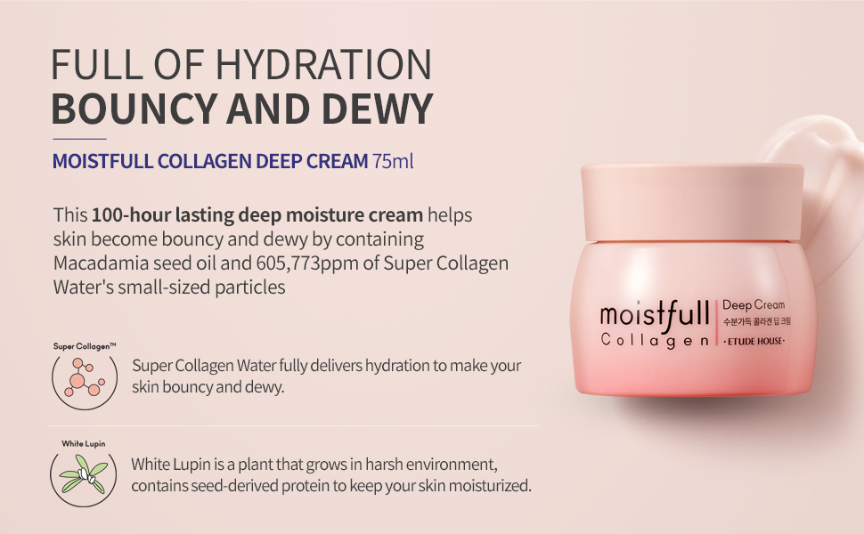 Moistfull Collagen Deep Cream