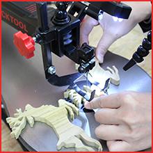 Bucktool scroll saw   SSA16L 16-inch  scroll saw