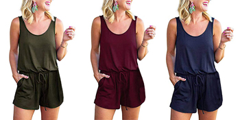 Summer Rompers for beach