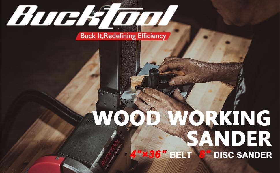wood working sander