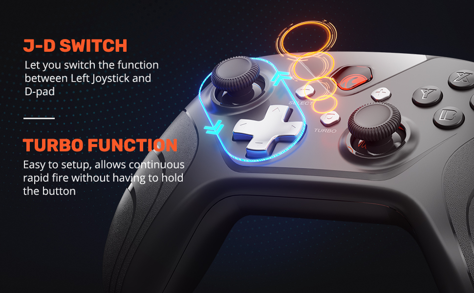 IFYOO XONE Wired PC Controller for Computer & Laptop (Windows 10/8/7/XP, Steam)