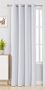 composite blackout curtains
