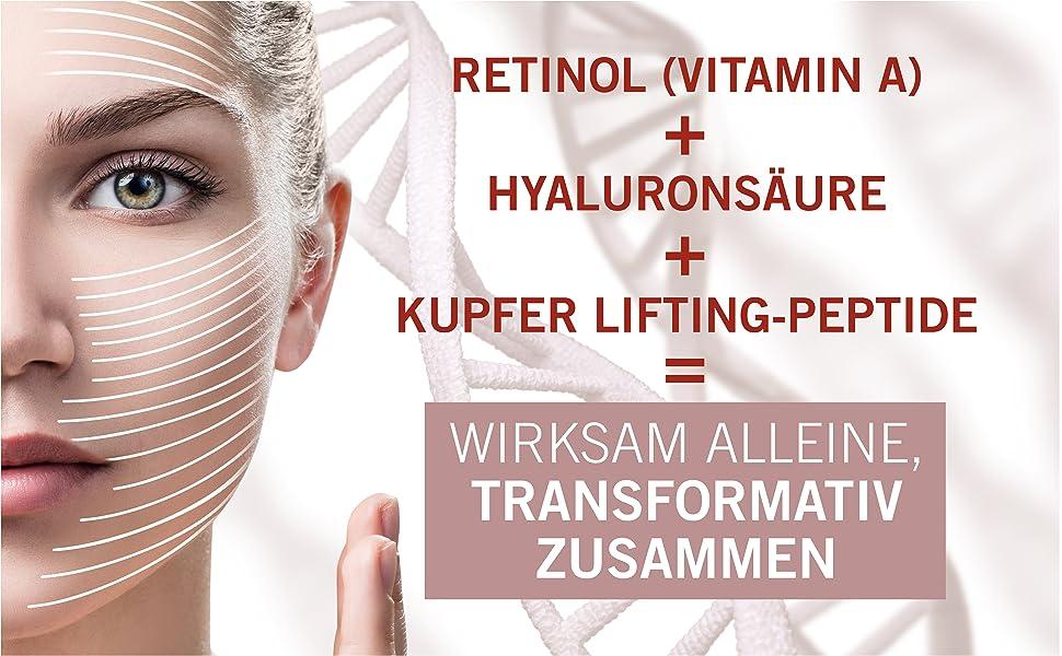 anti aging creme Männer anti falten anti aging creme hyaloronsäure serum hochdosiert hydro creme
