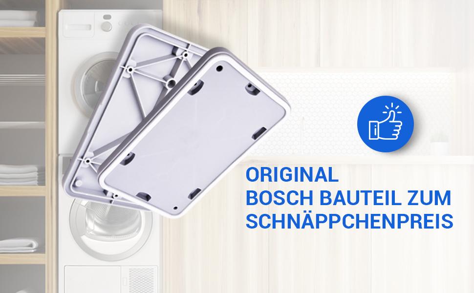 Pièce Bosch d'origine.