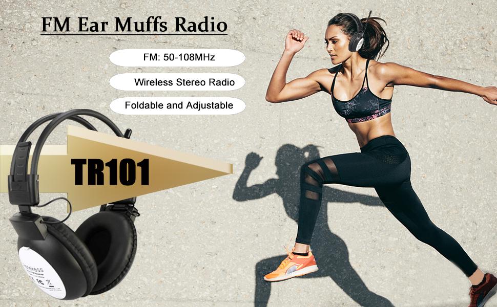 FM Walkman Radio,