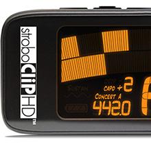 Peterson StroboClip HD Tuner