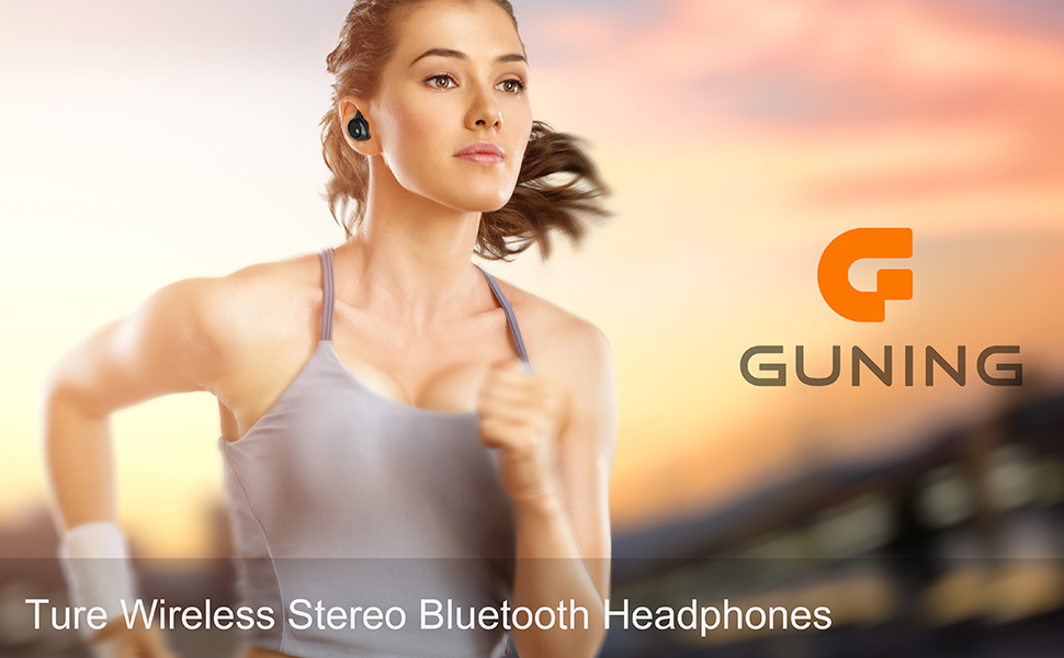 Ture Wireless Stereo Bluetooth earbuds