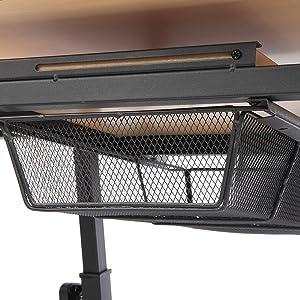 Iron Net Drawers