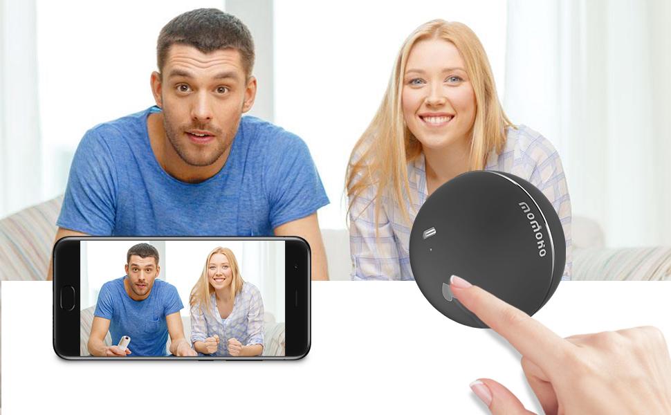Momoho Bluetooth Speaker TWS Version BTS0052 Picture 6