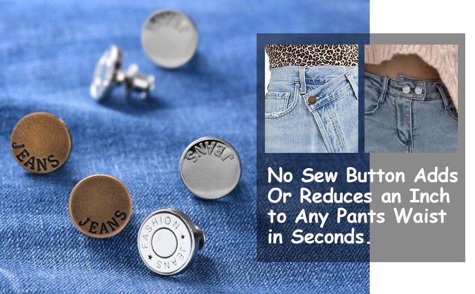jean button pin