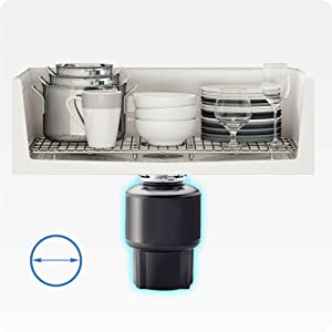 Garbage Disposal Compatible