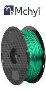 Silk Green PLA