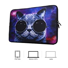 Xxh 15Inch Laptop Sleeve Case Abstract Neoprene Cover Bag Compatible IPad Pro