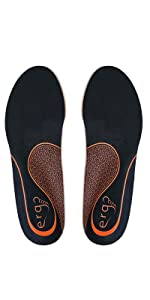 sore dawgs ergo everyday insoles foot pain relief