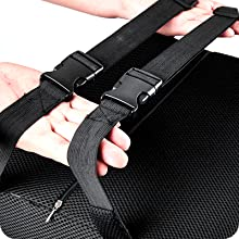 Easy to carry, memory foam chair pad, drivers seat cushion,large seat cushion,portable seat cushion