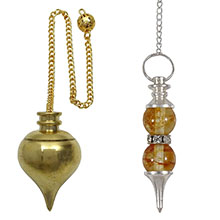Pendulum reiki healing