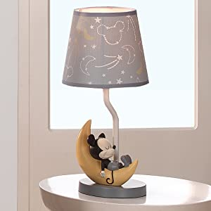 Mickey Mouse Light On