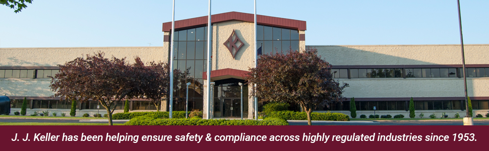 JJ Keller has been helping ensure safety & compliance across highly regulated industries since 1953.
