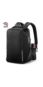 anti theft backpack for men