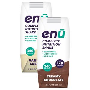 ENU-NUTRITION PROTEIN SHAKE