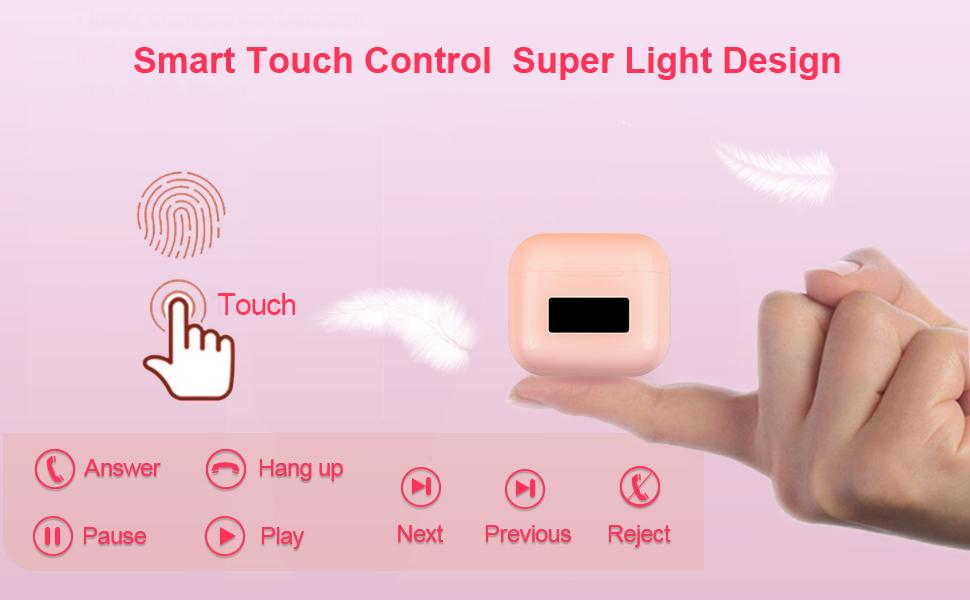 light design  smart touch control