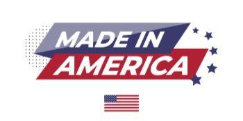 made in america USA US logo