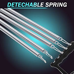 chest expander for men, biceps excerciser, spring tummy trimmer, waist trimmer, chest expander