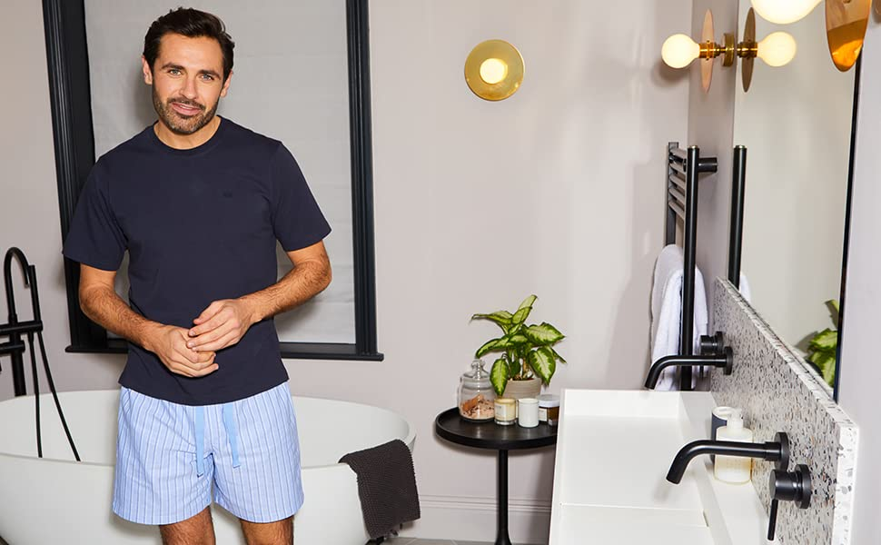 lounge short pants