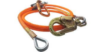 flipline flip line kit carabiner arborist tree surgeon