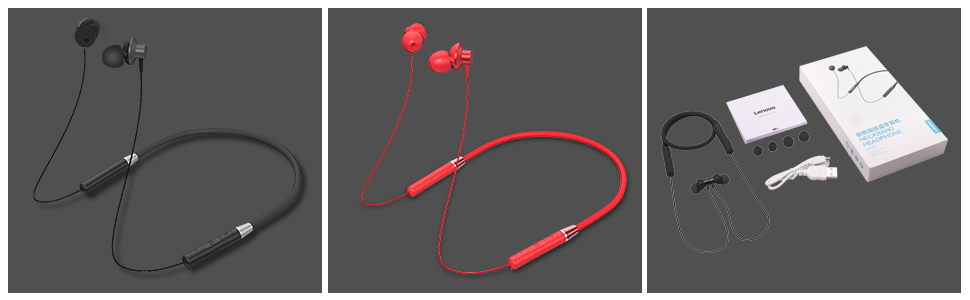 neckband earphone