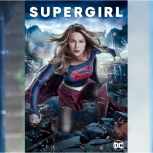 Amazon com: Supergirl: The Complete Third Season (BD) [Blu-ray