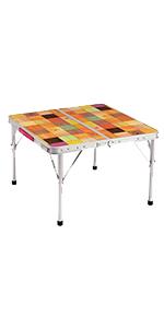 テーブル ナチュラルモザイクリビングテーブル 60プラス