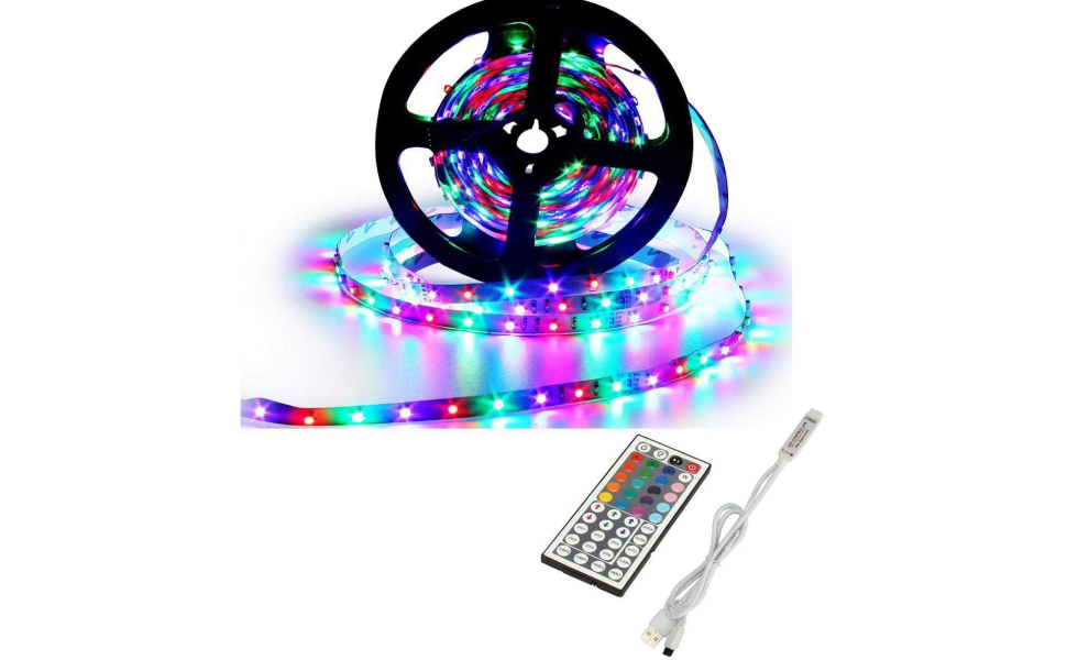 Gluckluz LED Lighting Strip TV Back Light 2M Strips Lights