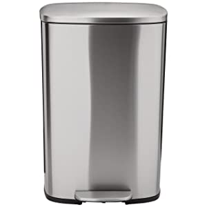 Durable Stainless Steel Construction