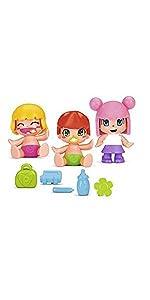 Amazon.es: Pinypon-Niños y Bebés, Pack A (Famosa 700014032 ...