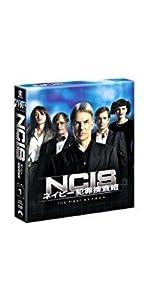 NCIS ネイビー犯罪捜査班 シーズン1<トク選BOX>
