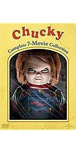 【Amazon.co.jp限定】チャイルド・プレイ DVD コンプリート・コレクション(A4シートステッカー付き)