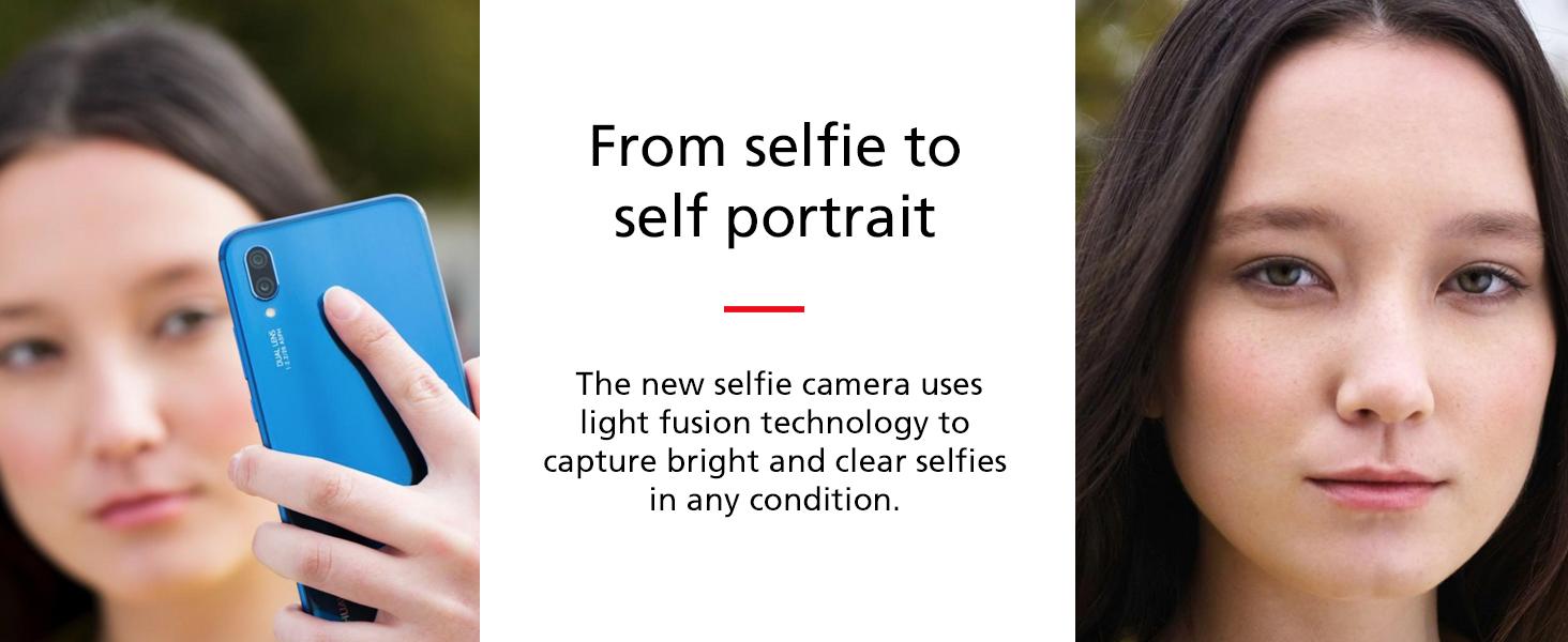 selfies, self portrait, huawei P20 Lite