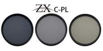 Kenko PLフィルター ZX サーキュラーPL 82mm 高透過偏光膜採用 撥水・撥油コーティング フローティングフレームシステム 542828