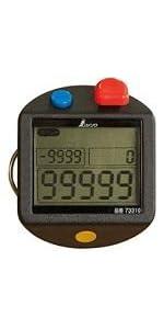 シンワ測定 デジタル数取器 手持ち型 73310