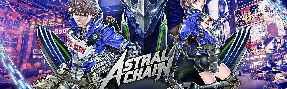 Astral Chain: Amazon.es: Videojuegos